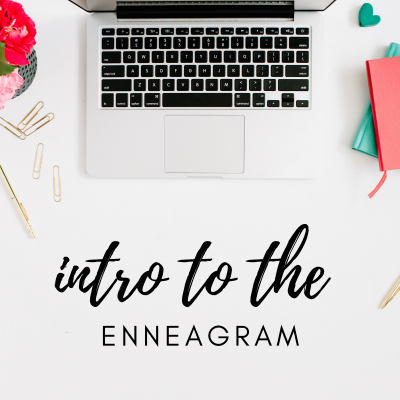 #10: Intro to the Enneagram with Morgan Whitfield